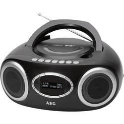 DAB+ CD-radio AEG SR 4370 Sort