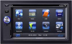 Blaupunkt München 530 Navigationsenhed, fastmontering Europa Håndfrit Bluetooth®-system