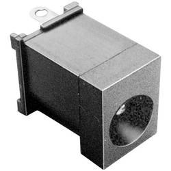 Lavspændingsstik Tilslutning, indbygning lodret 6.3 mm 2.5 mm BKL Electronic 1 stk
