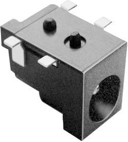 Lavspændingsstik Tilslutning, indbygning vandret 6.5 mm 2.1 mm BKL Electronic 1 stk