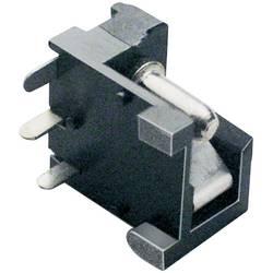 Lavspændingsstik Tilslutning, indbygning vandret 2.5 mm BKL Electronic 1 stk
