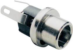 Lavspændingsstik Tilslutning, indbygning lodret 5.7 mm 2.5 mm BKL Electronic 1 stk