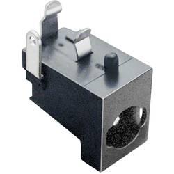 Lavspændingsstik Tilslutning, indbygning vandret 5.85 mm 2.1 mm BKL Electronic 1 stk