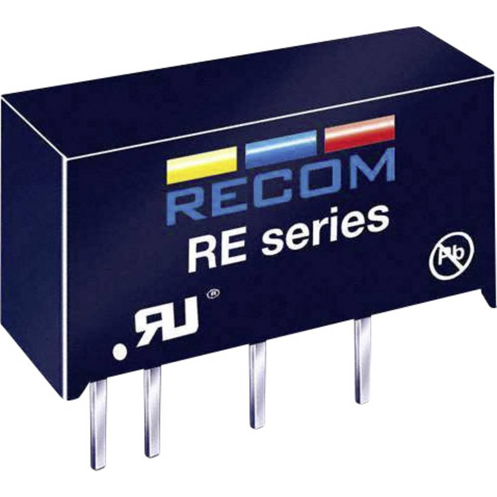 DC/DC pretvornik RE-1515S/H SIP-7-modul RCM