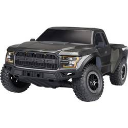 RC-modelbil Truggy 1:10 Traxxas Ford F-150 Raptor Brushed Elektronik 2WD RtR