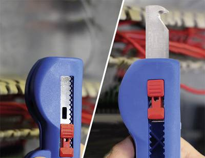 Cable stripper 8 up to 13 mm 0.5 up to 6 mm² WEI