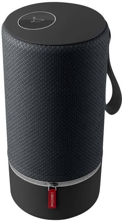 Image of Multi-room speaker Libratone Zipp Nordic Black AirPlay, Bluetoo