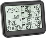 View wireless weather station