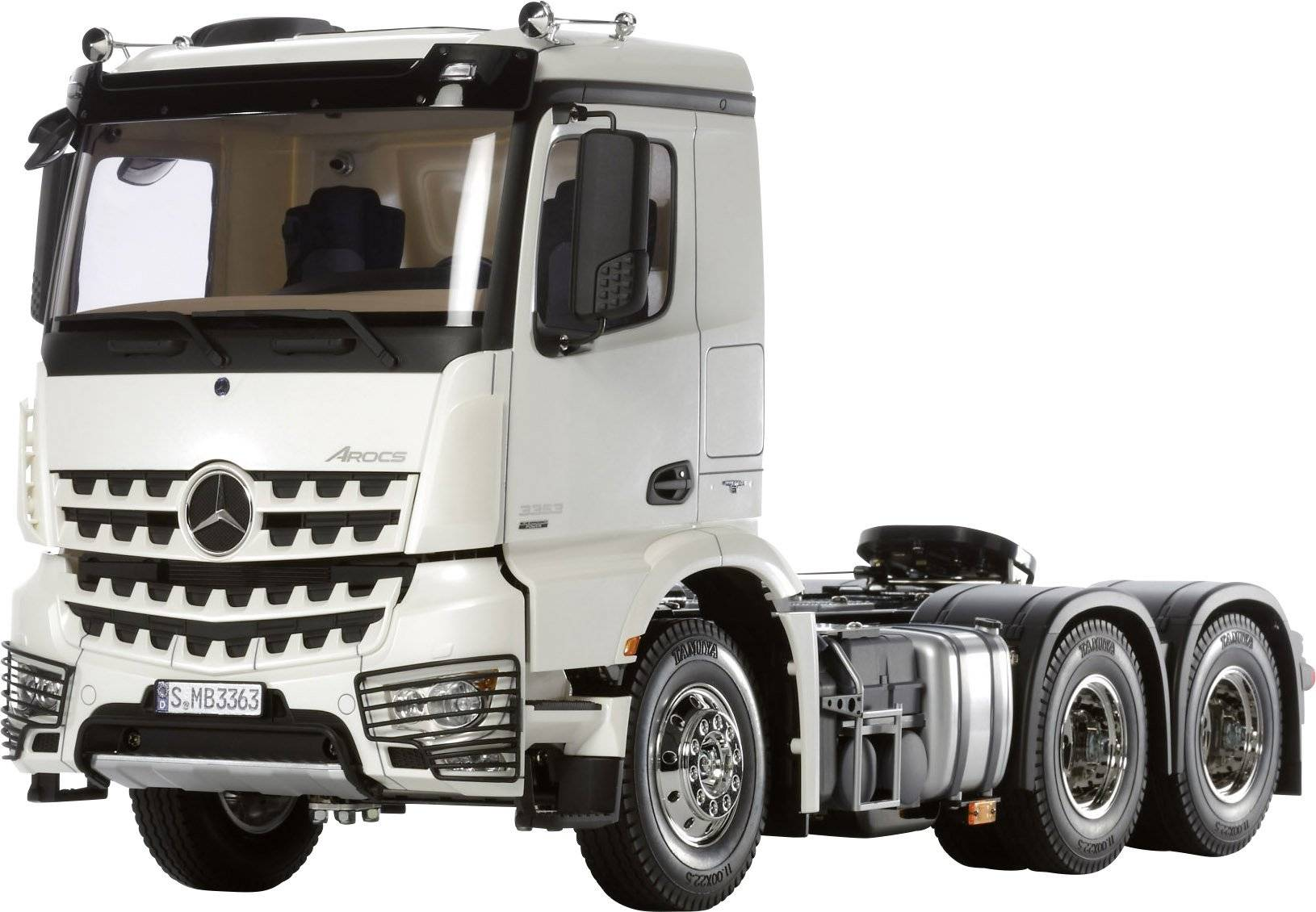 Tamiya 56352 Mercedes Benz Arocs 3363 6x4 1 14 Electric Rc Model Truck Kit Conrad Com