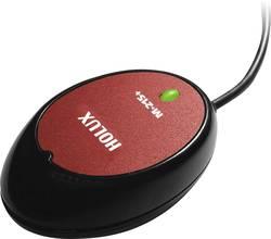 GPS-modtager Holux M-215+ PS2 Sort, Rød