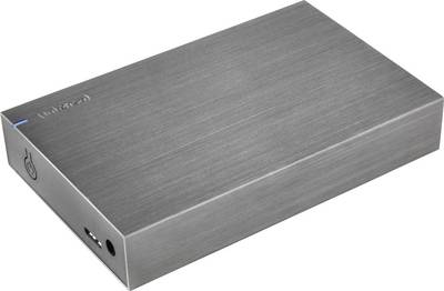 3.5″ external hard drive 4 TB Intenso Memory Board Anthracite
