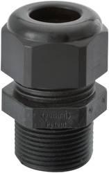 Kabelforskruning Hummel 1.219.1601.30 M16x1.5 Polyamid Dybsort (RAL 9005) 25 stk