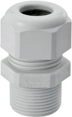 Kabelforskruning Hummel 1.219.2000.30 M16x1.5 Polyamid Lysegrå (RAL 7035) 25 stk