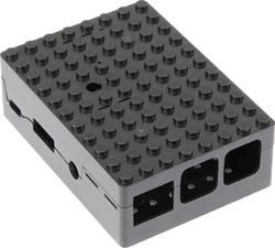 Raspberry Pi® Hölje Raspberry Pi® RPI CASE BLOX BK Svart