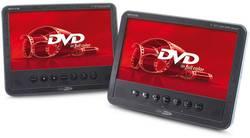 Nakkestøtte DVD-afspiller med 2 skærme Caliber Audio Technology MPD278 Skærmstørrelse=17.78 cm (7 )