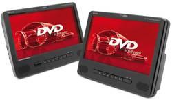 Nakkestøtte DVD-afspiller med 2 skærme Caliber Audio Technology MPD298 Skærmstørrelse=22.86 cm (8 )