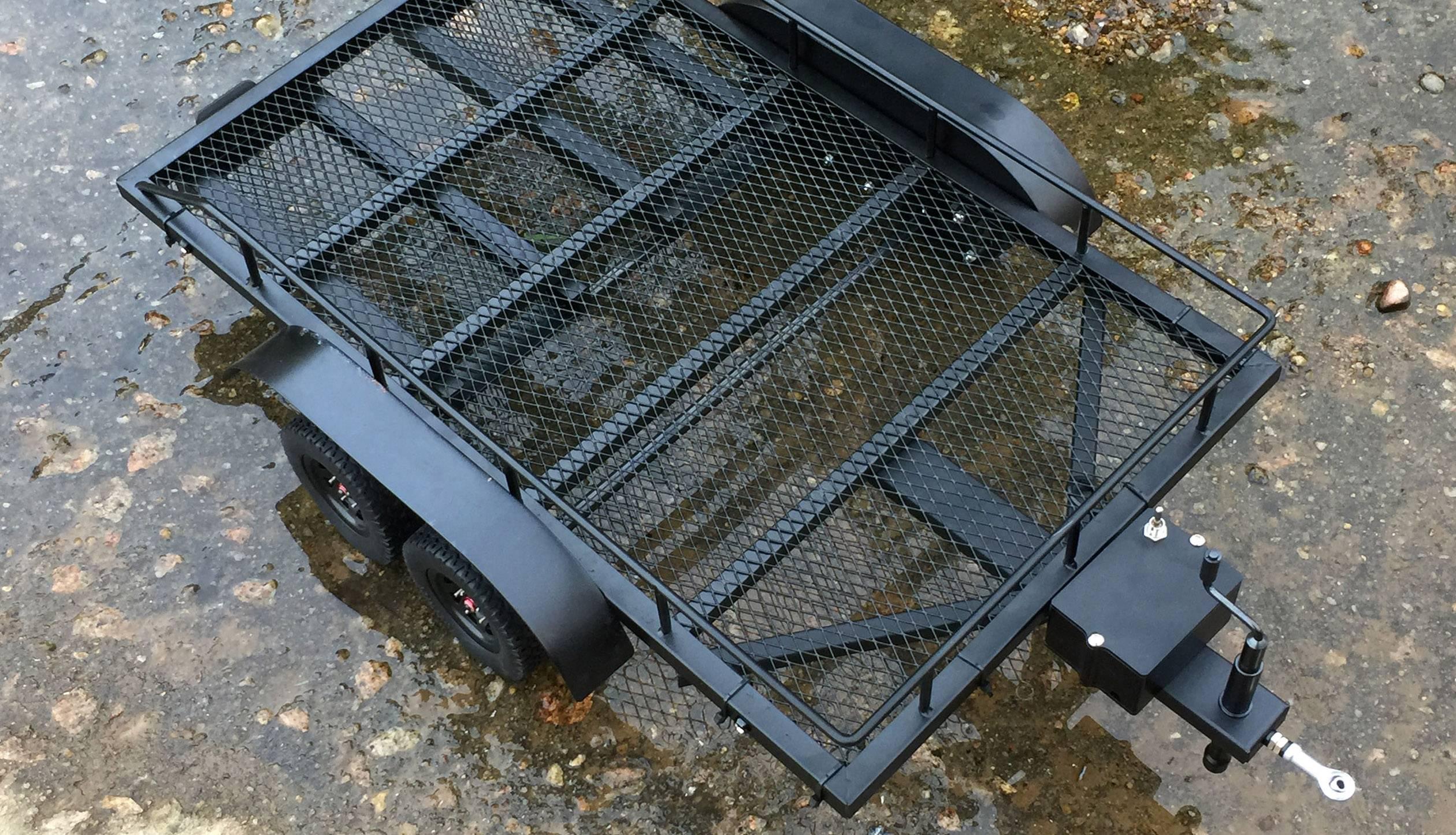 Amewi Anhänger für Crawler 22197 Trailer 1:10 Scaler  Crawler