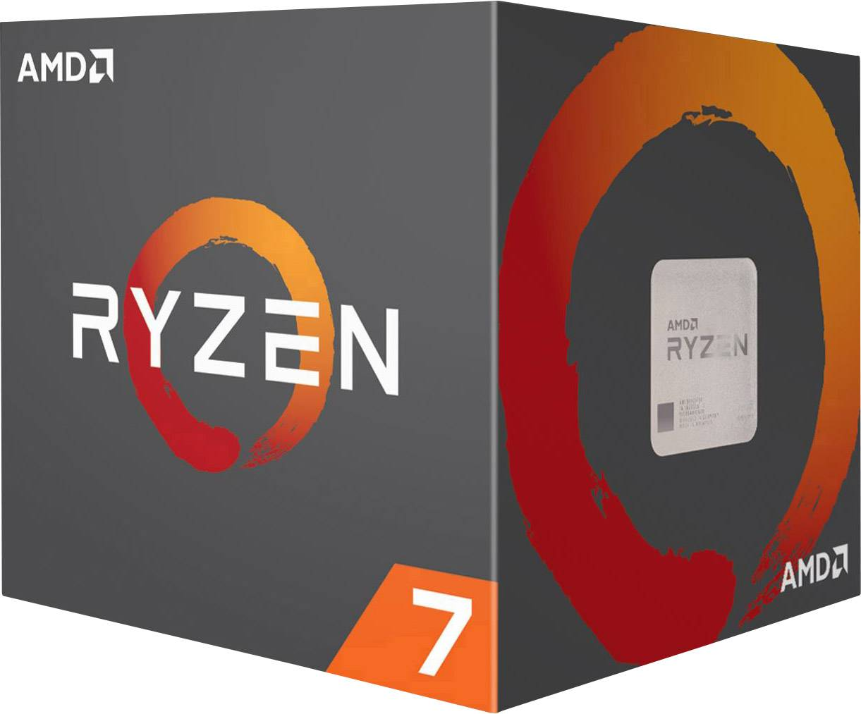 Amd Ryzen 7 3700x 8 X 3 6 Ghz Octa Core Boxed Processor Pc Base Amd Am4 65 W Conrad Com