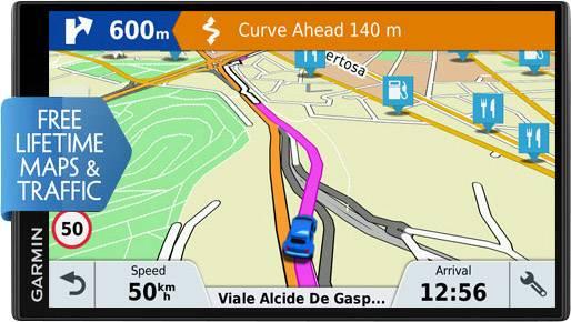 Garmin DriveSmart 61 LMT-D CE Sat nav 17 7 cm 6 95