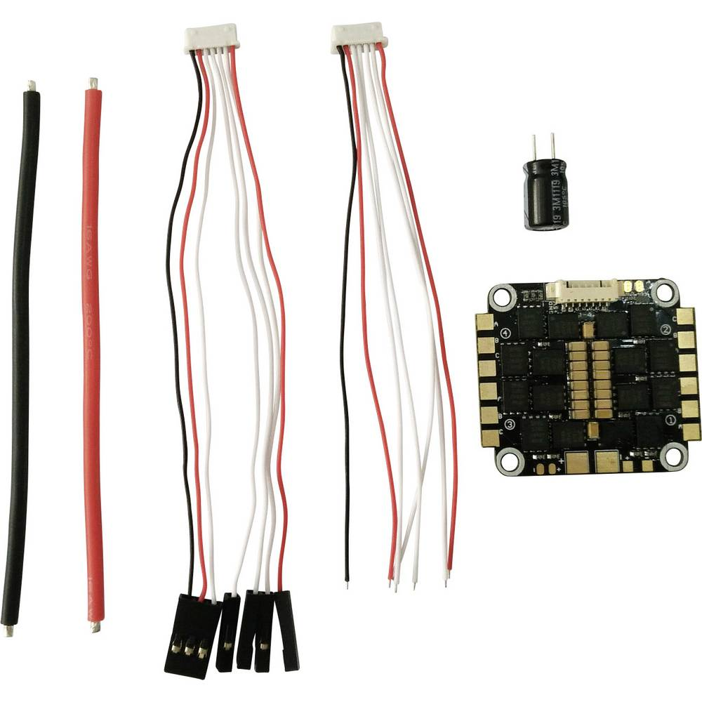 Race Copter Brushless Motor Controller Tiger F 4 In 1 Load Wiring Max