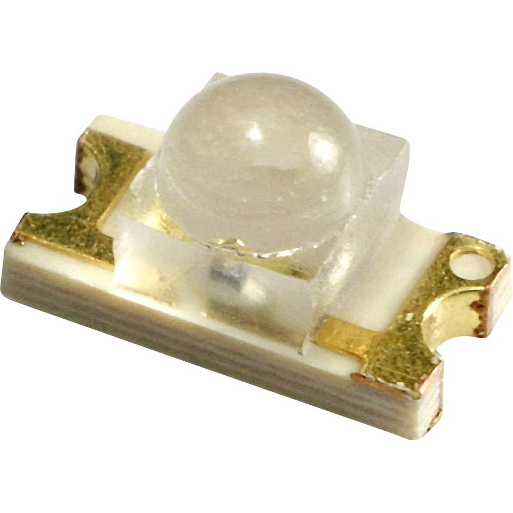 SMD-LED 1206 bela 550 mcd 40 ° 15 mA 3.7 V OSA Opto OLS-330UW