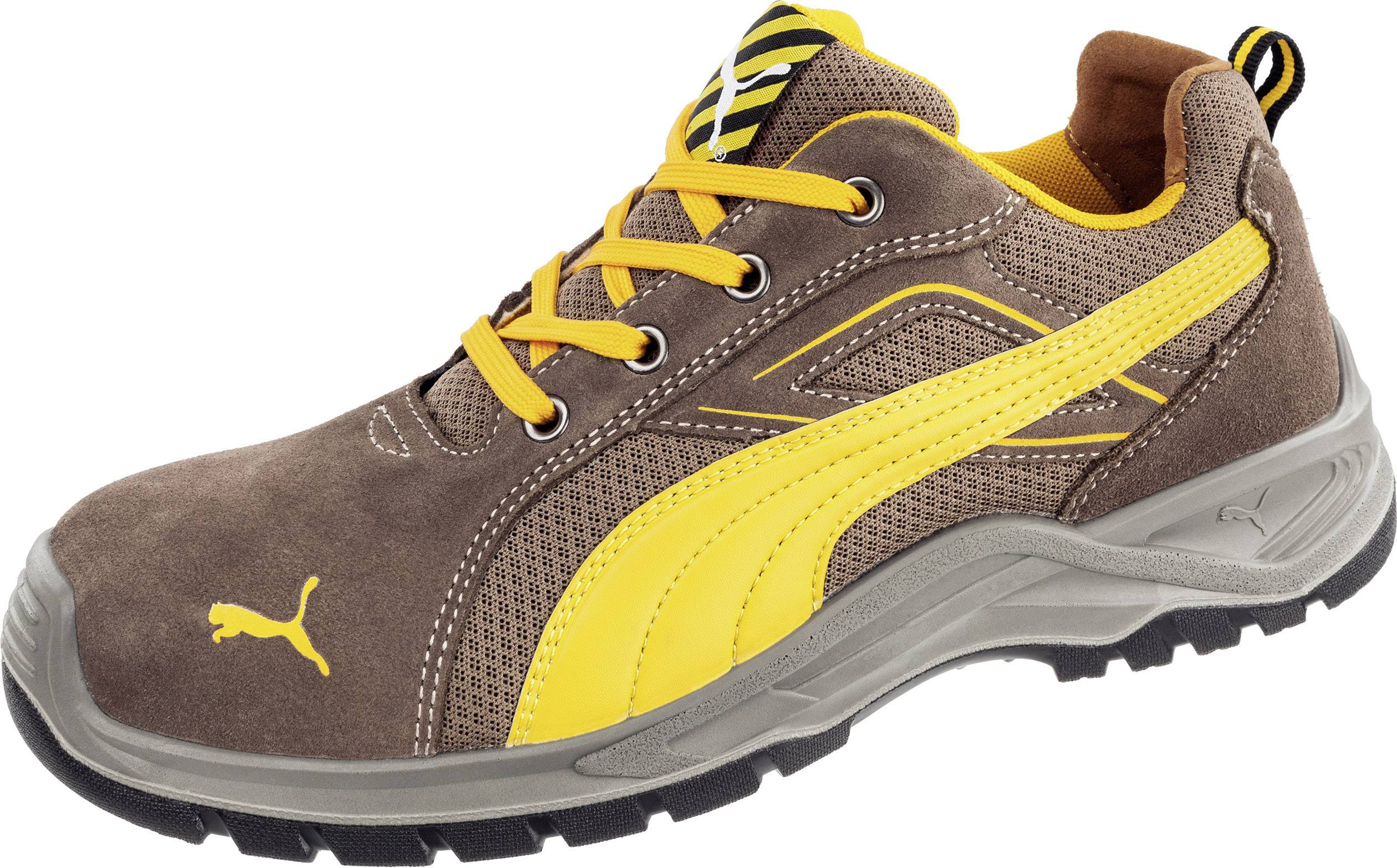 PUMA Safety Omni Brown Low SRC 643630-41 Protective footwear S1P ...