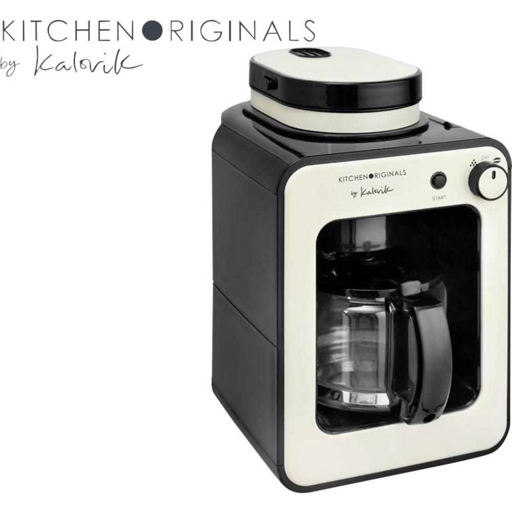 Coffee maker TKG Team Kalorik TKG CCG 1001 KTO Cream-white Cup volume=6