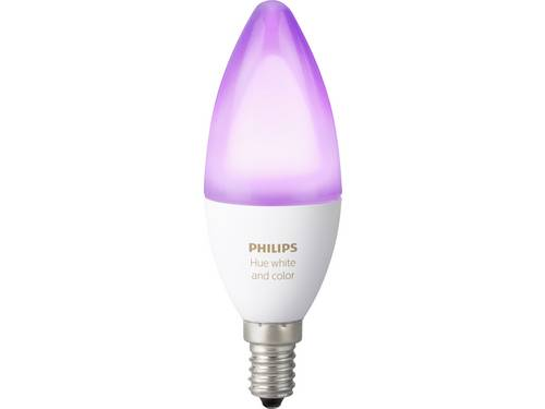 Philips Lighting Hue 929001301301 LED-lamp (los) Energielabel: A+ (A++ - E) White and Color Ambiance E14 6.5 W RGBW