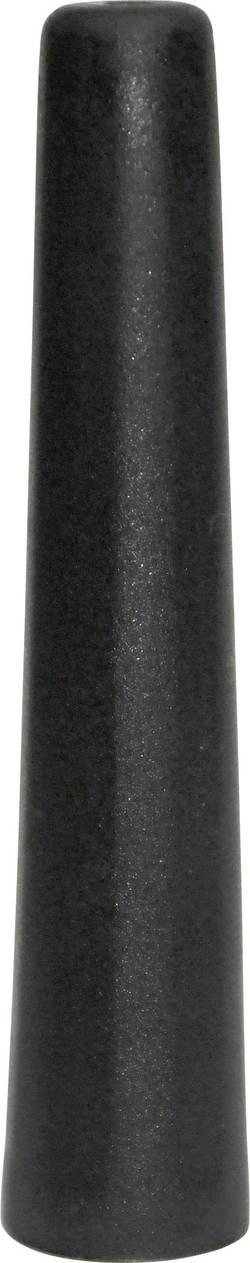 Plast Bil-stavantenne Antracit (L x B x H) 8.5 x 1.7 x 1.7 cm Lanco Automotive AM/FM Sport Design Autoradioantenne
