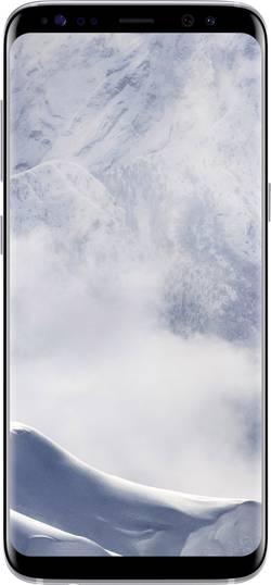 LTE-smartphone 5.8  Samsung Galaxy S8 64 GB Sølv