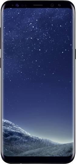 LTE-smartphone 6.2  Samsung Galaxy S8+ 64 GB Sort