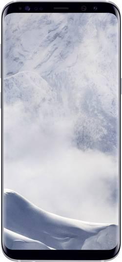 LTE-smartphone 6.2  Samsung Galaxy S8+ 64 GB Sølv