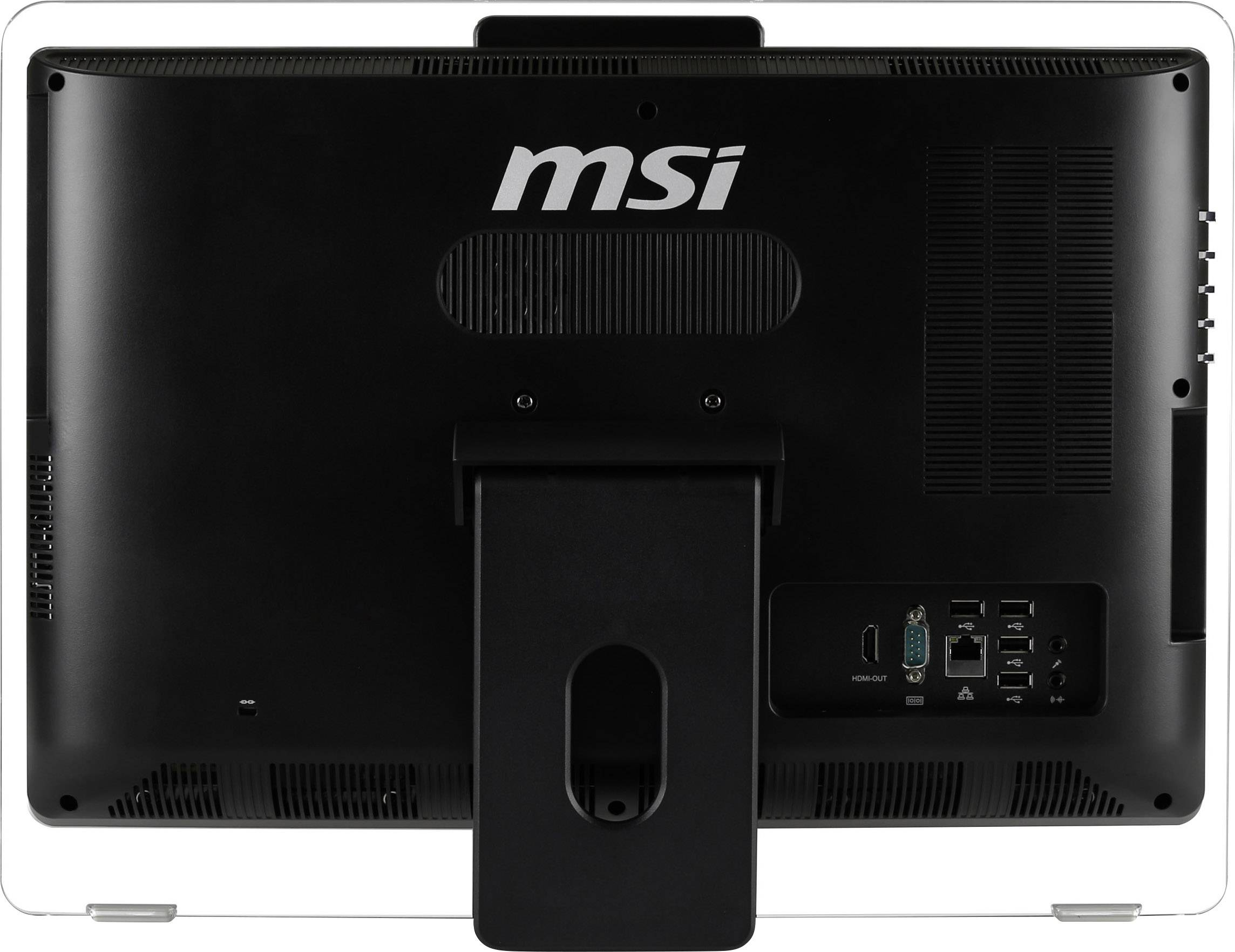 MSI Pro 24 4BW ENE CIR Windows Vista 32-BIT