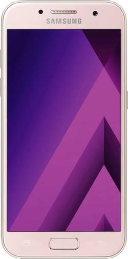 LTE-smartphone 4.74  Samsung Galaxy A3 (2017) 16 GB Pink