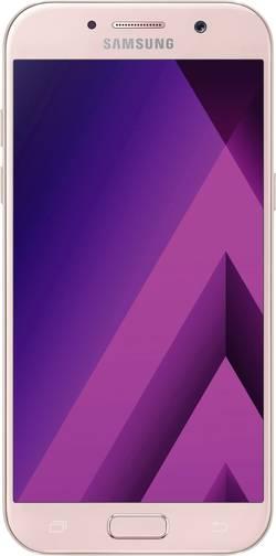 LTE-smartphone 5.2  Samsung Galaxy A5 (2017) 32 GB Pink