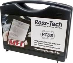 Ross-Tech OBD II diagnostics tool VCDS® HEX-V2 USB 80312 3 vehicles