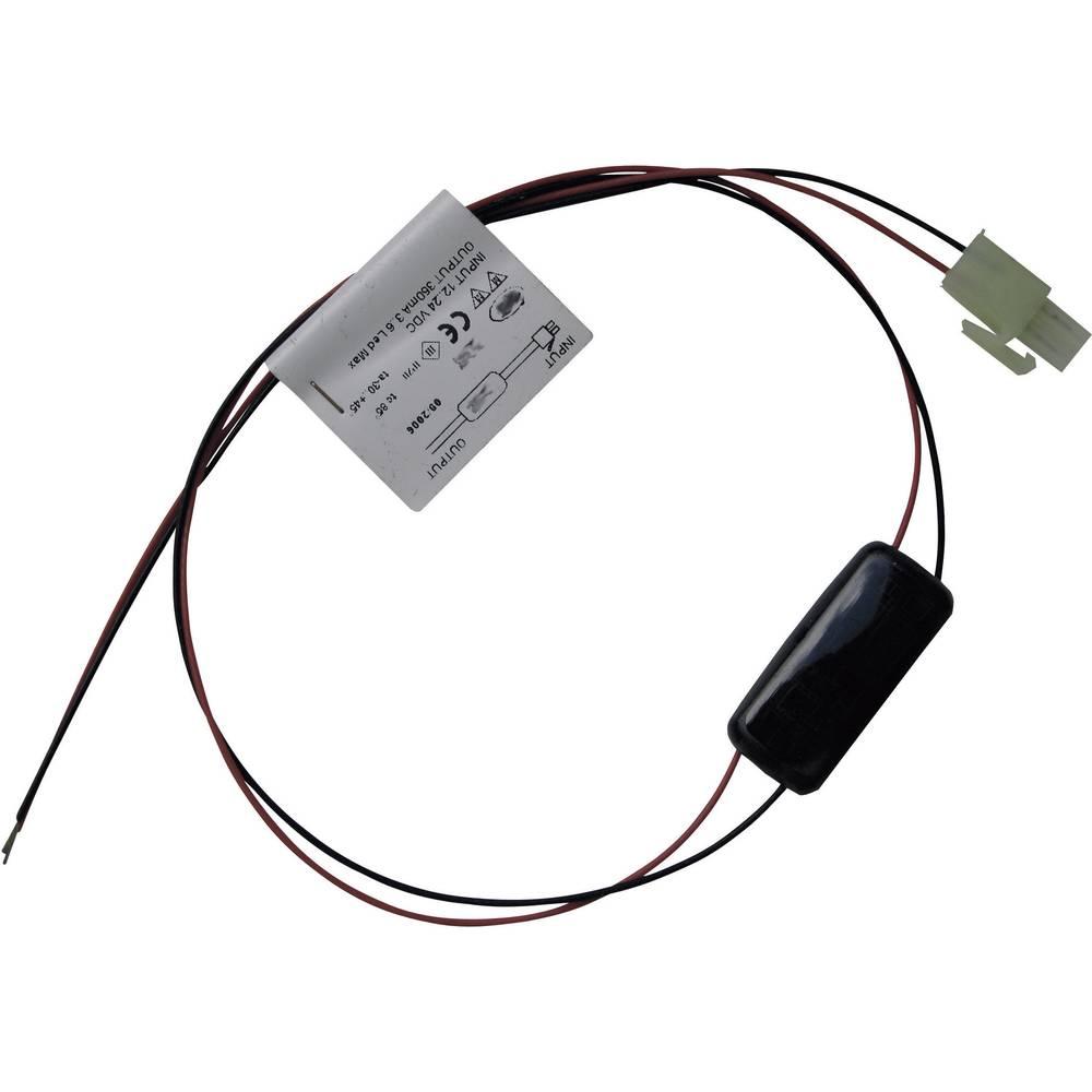 LED pretvornik 700 mA delovna napetost maks.: 24 V/DC