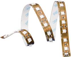 LED-striber med loddetilslutning 150818 12 V 15 cm RGB