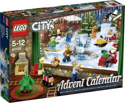 Adventskalender LEGO City 2017 Leksak 5 - 12 år