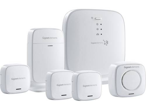 Draadloos alarmsysteem (set) Gigaset Elements alarm system M L36851-H2529-B101