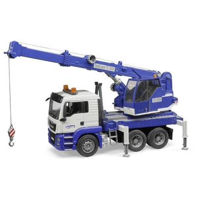 Brother MAN TGS CRANE TRUCK 01:16 03770