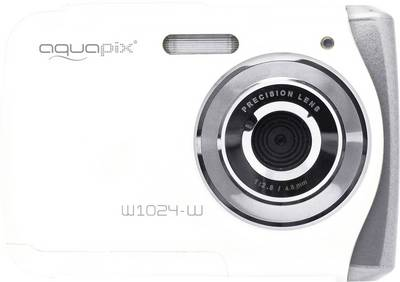 Image of Digital camera Easypix W1024-I Splash 16 MPix White Underwater camera
