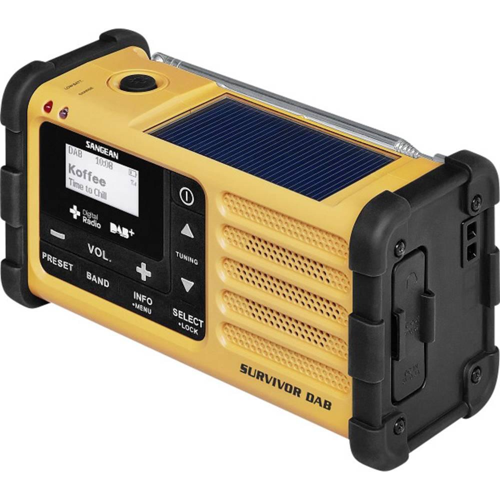 Dab Outdoor Radio Sangean Survivor Mmr 88 Usb Fm Battery Receiver For Supply