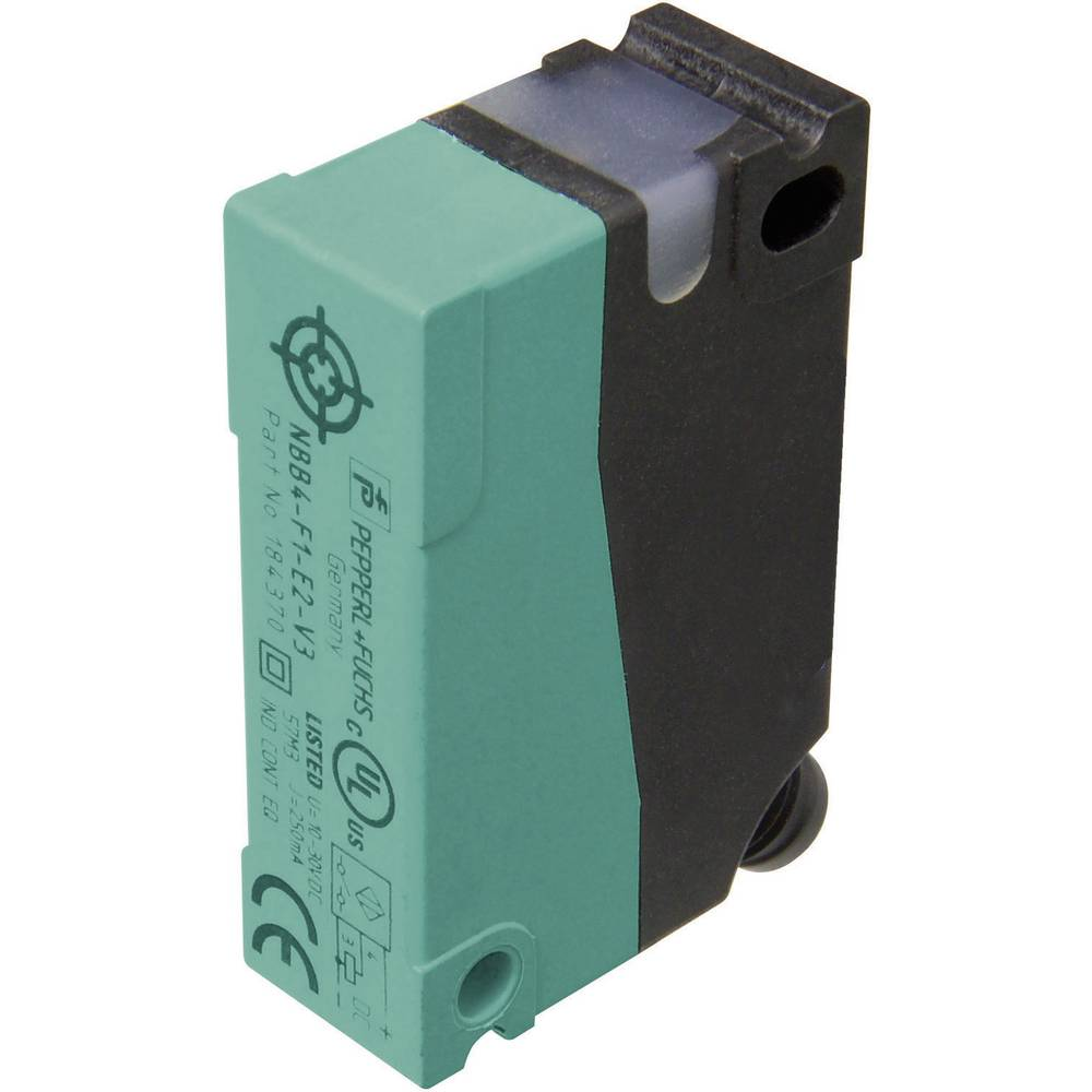 Pepperl & Fuchs Inductive proximity sensor 12 x 40 mm non-shielded ...