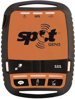 GPS Tracker SPOT Gen3 Persontracker Sort, Orange