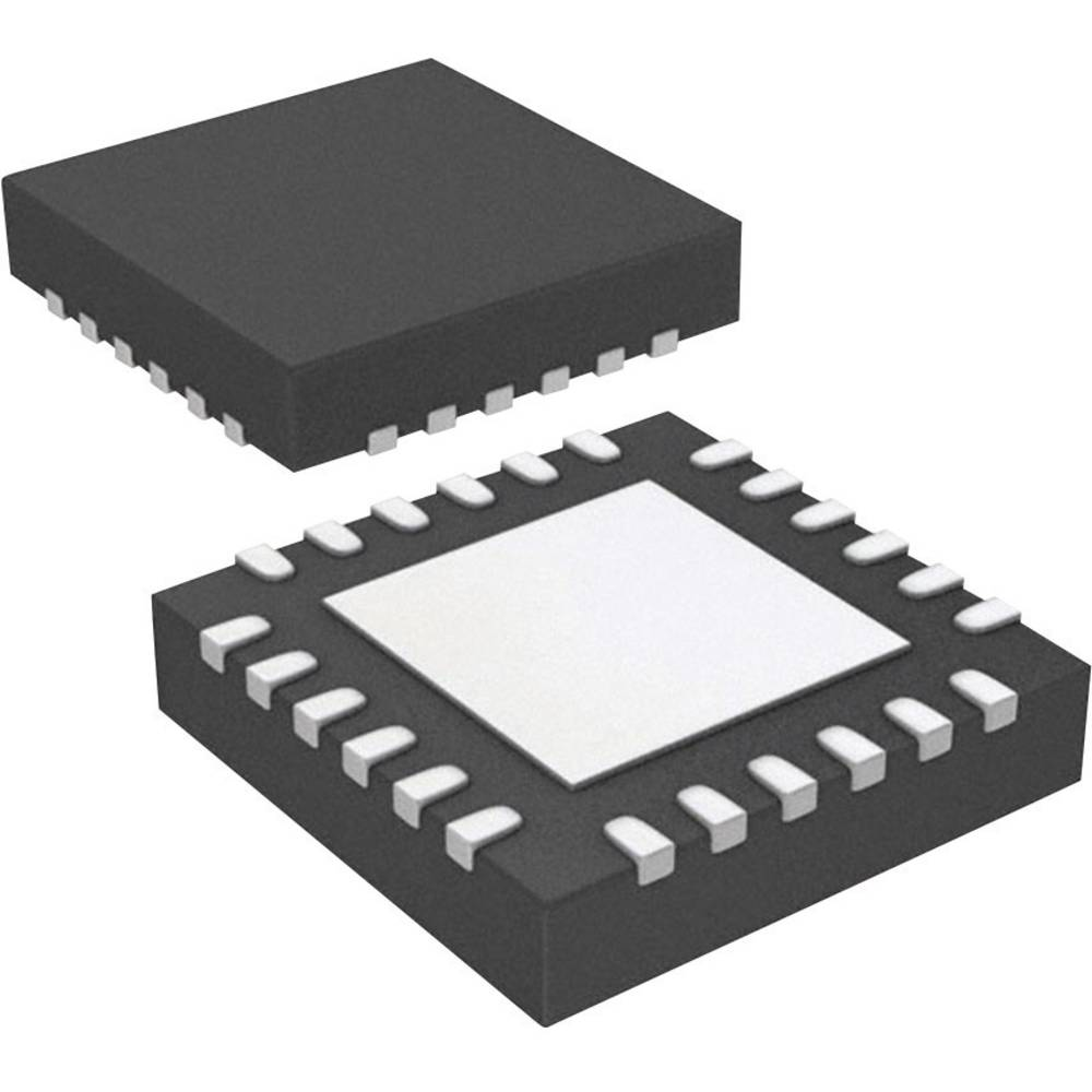 Pmic Linear Switching Voltage Regulator Technology Compared To Regulators The Ltc3445eufpbf Arbitrary Function Qfn 24 4x4