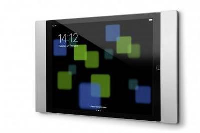 Image of Smart ThingsSDock Fix mini 4 S09, SILVERiPad wall mount/charging station Suitable for: iPad mini 4