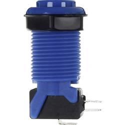 Arduino Due-hölje Joy-it Arcade Bouton, Micro-interrupteur bleu Blå
