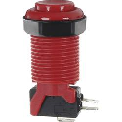 Inbyggnadsenhet Joy-it Arcade Bouton, Micro-interrupteur rouge Röd