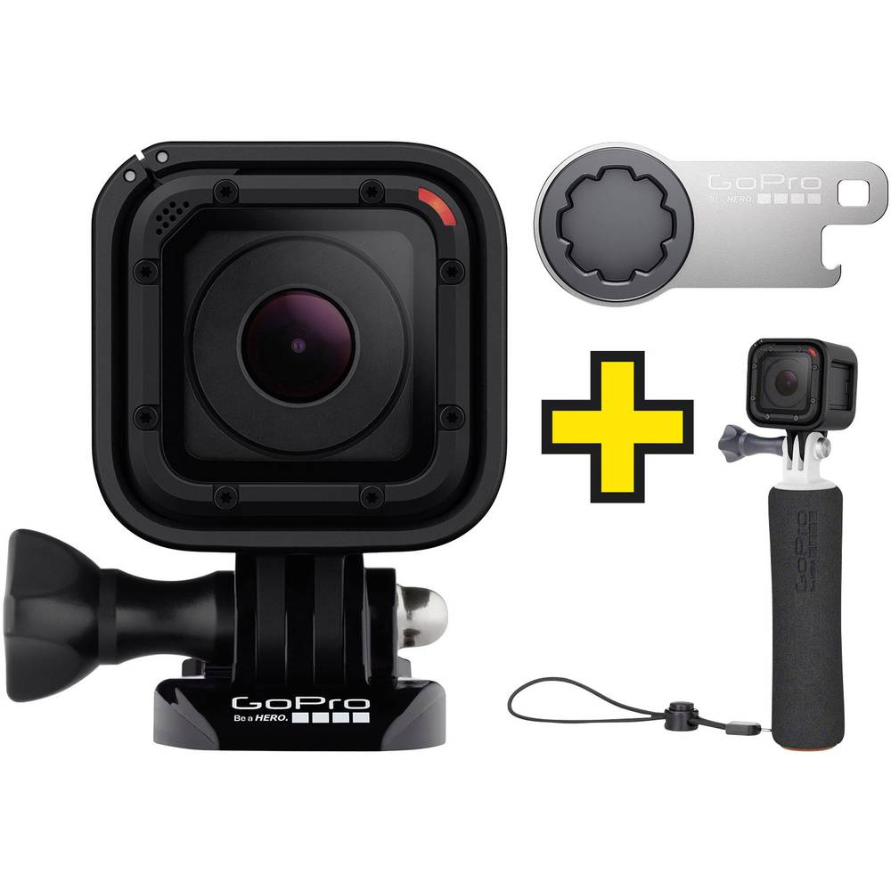 Gopro Hero Session Action Camera Waterproof Wi Fi Full Hd From